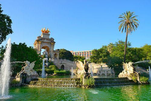 Park Ciutadella, Barcelona