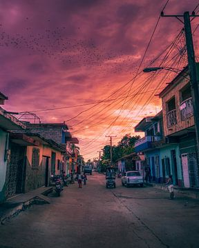 Trinité, Cuba sur Harmen van der Vaart