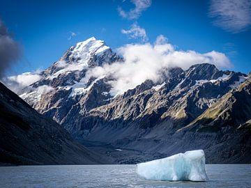 Het Gletsjermeer van Rik Pijnenburg