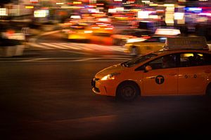 Taxi! van