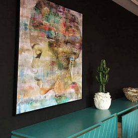 Kundenfoto: Creative Thought von Atelier Paint-Ing, auf leinwand