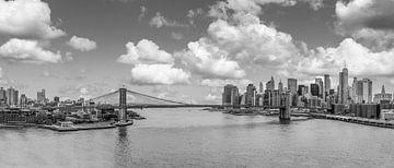 Downtown Manhattan van Ivo de Rooij