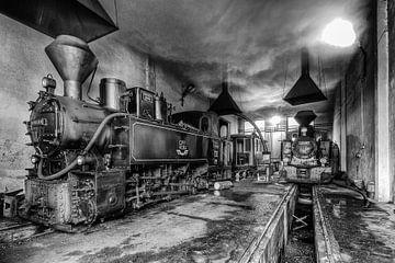 Stoom & Vuur in het Trein Depot von Hans Brinkel