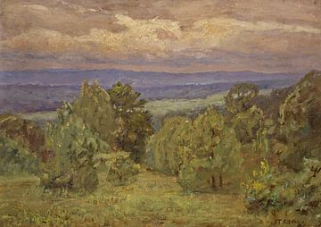 Sturmwolken, Theodore Clement Steele