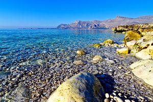 Helder, Blauw Siciliaanse baai  Übersetzen van Silva Wischeropp