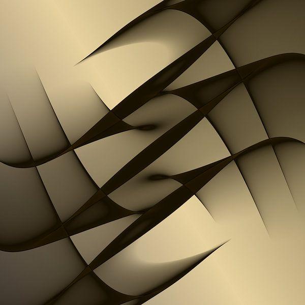 Schwarze Kurven von Carla van Zomeren