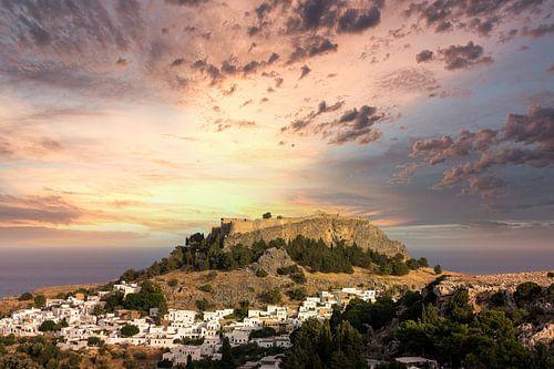 Akropoli view