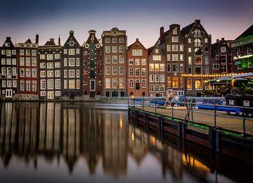 Damrak von Peter van der Waard
