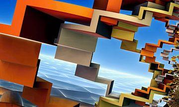 stairways to heaven van W J Kok