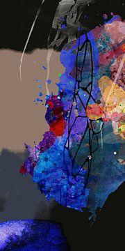 Abstractie van Andreas Wemmje