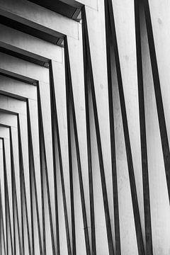 Lijnenspel van Michael Roubos