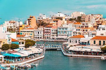 Crète - Agios Nikolaos sur Marco Scheurink