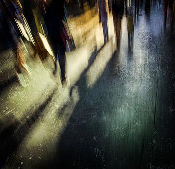 Leuke avondwandeling door het stadscentrum, Andres Gamiz van 1x