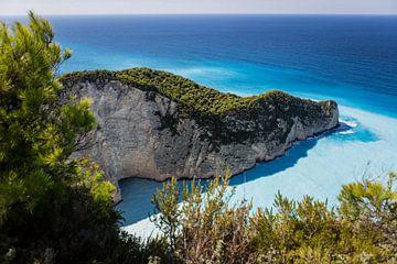 Blauwe Zee van Leon Weggelaar