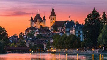 Château de Thoune, Suisse sur Henk Meijer Photography