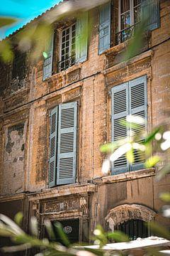 Sommer in der Provence (Frankreich) von Daphne Groeneveld