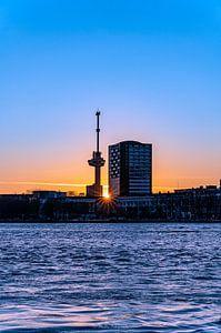 Euromast / Rotterdam van Mehmet Buyukyilmaz