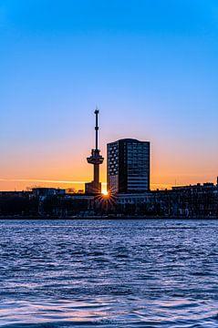 Euromast / Rotterdam von Mehmet Buyukyilmaz