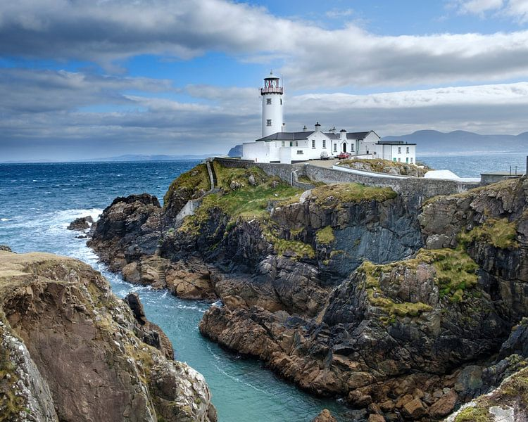 Fanad Head Lighthouse van Hans Brasz