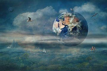 Een frisse wind naar de aarde van Stefan teddynash
