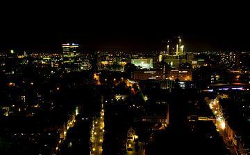 Utrecht bij Nacht van Ivo Heus