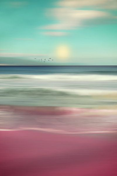 OCEAN DREAM IV-B van Pia Schneider