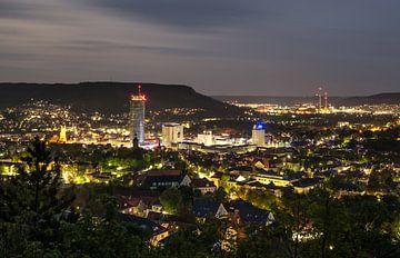 Jena bij nacht