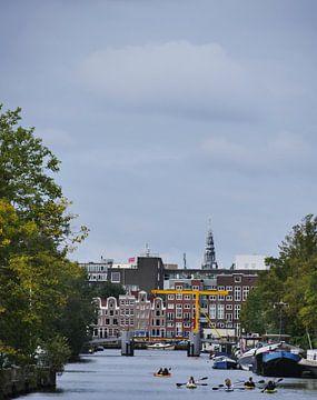 Amsterdam von Odette Kleeblatt