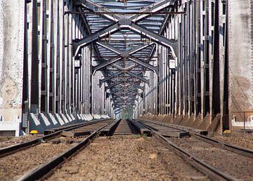 Spoorbrug Dordrecht- Moerdijk Prorail van Kuifje-fotografie