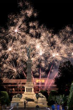 Fireworks van Sevdalin Donchev