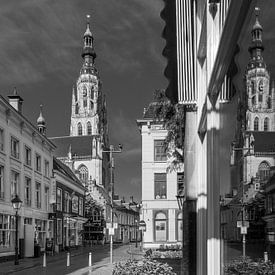 Grote Kerk Breda Reflectie van Jean-Paul Wagemakers