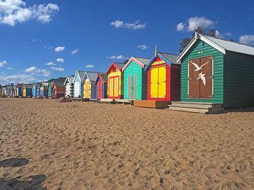 Strandhäuser Melbourne von Sanne Bakker