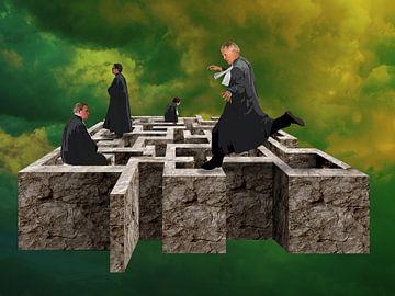Het labyrint van Ine Tresoor