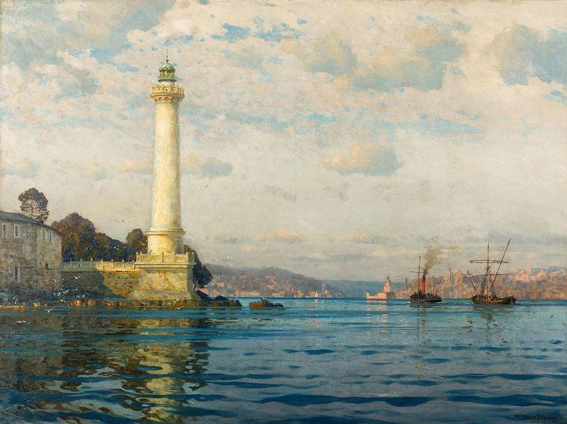 Michael Zeno Diemer~Der steinerne Leuchtturm6011 von finemasterpiece
