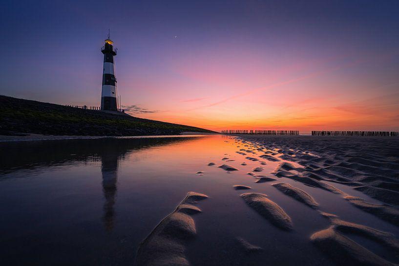Leuchtturm Breskens 1 von Thom Brouwer