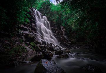 A waterfall in Bali von Claudio Duarte