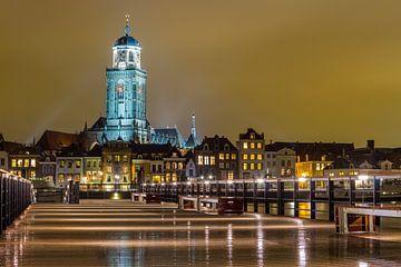 Skyline van Deventer van Anne-Marie Pannekoek