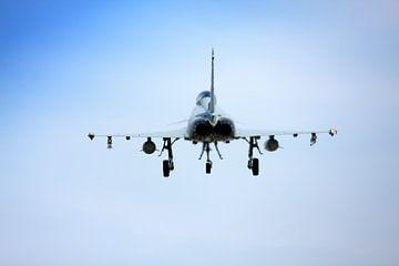 Eurofighter Hitze von