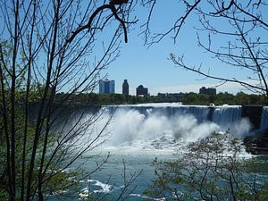 Niagara Falls Amerika View