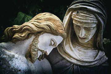 Lichaam van Jezus en Maria van Norman Krauß