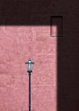 roze frame, aRRO  van 1x