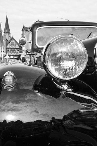 Classic Car van