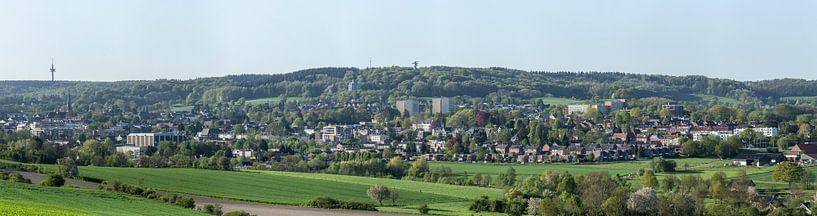 Panorama van Gemeente Vaals van John Kreukniet