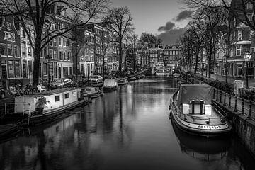 Spiegelgracht - Amsterdam von Jens Korte