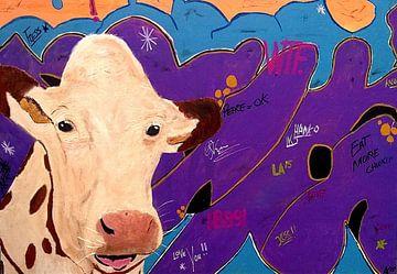 Urban Cow van Aat Kuijpers
