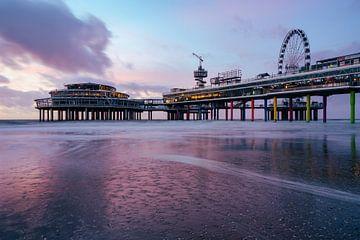 Pier van Scheveningen van Tim Vlielander