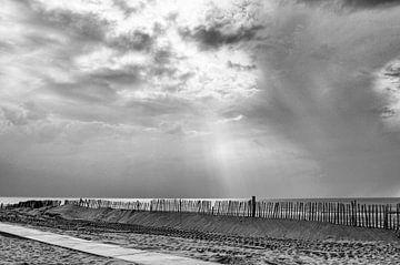 De grauwe kust von Doris van Meggelen