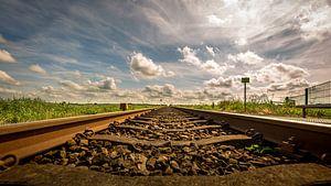 Treinspoor/rails van