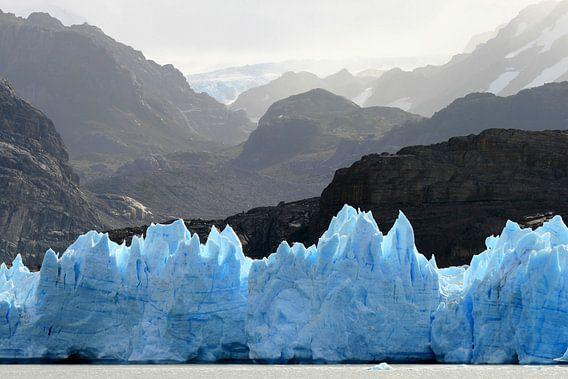 Grey gletsjer