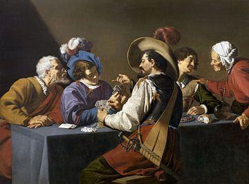 Kartenspieler, Theodore Rombouts